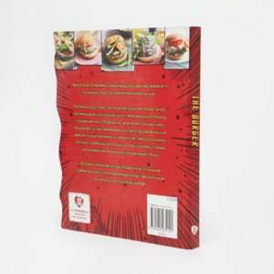 The Burger Recipe Book
