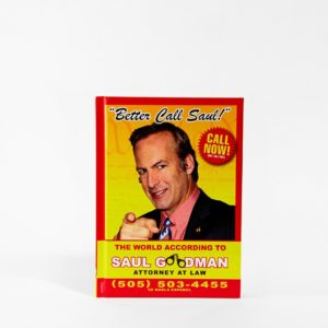 Better Call Saul Book (Copy)