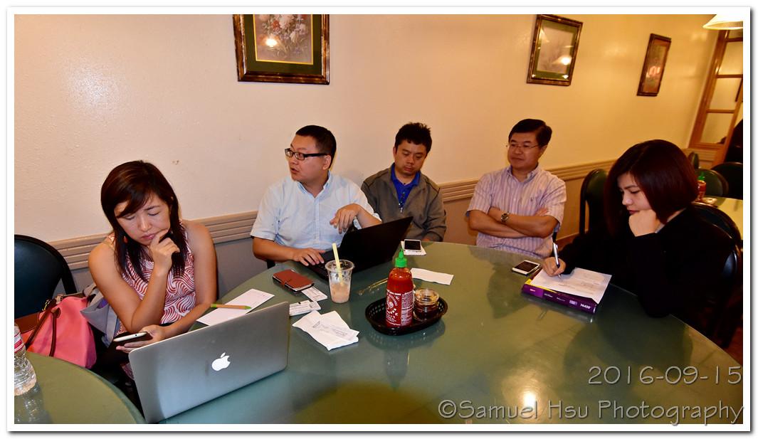 <b>2016年ACP理事会和中秋活动筹备会工作照</b><br>